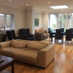 New lounge layout for Granville Gardens