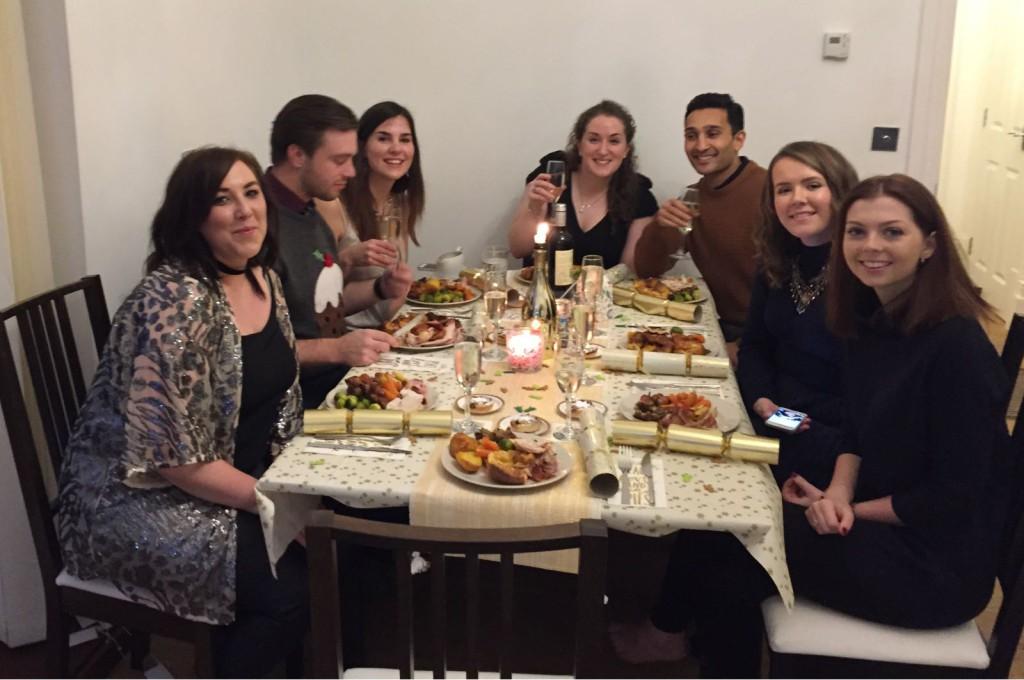 Freeland Road - Dinner table