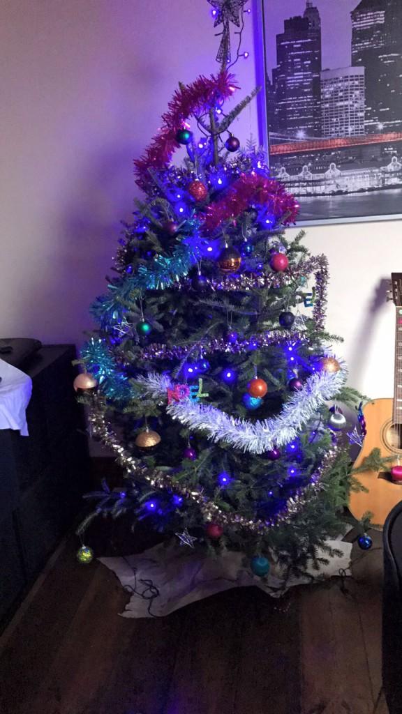 Hainault - Christmas tree